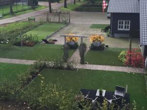 prachtige, ruime showtuin in Brabant