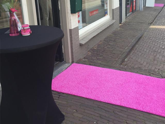roze-kunstgras
